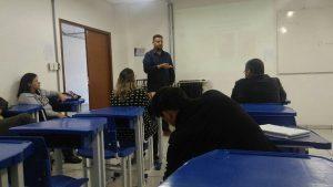 Professor da FIMI ministra palestra sobre história antiga na USP