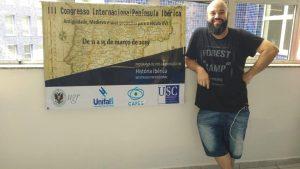 Ex-alunos do curso de História da FIMI participam de Evento Internacional na Unifal-MG
