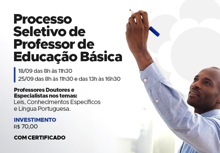 Fimi realizará Curso preparatório para Processo Seletivo de Professor de Educação Básica I de Mogi Guaçu.