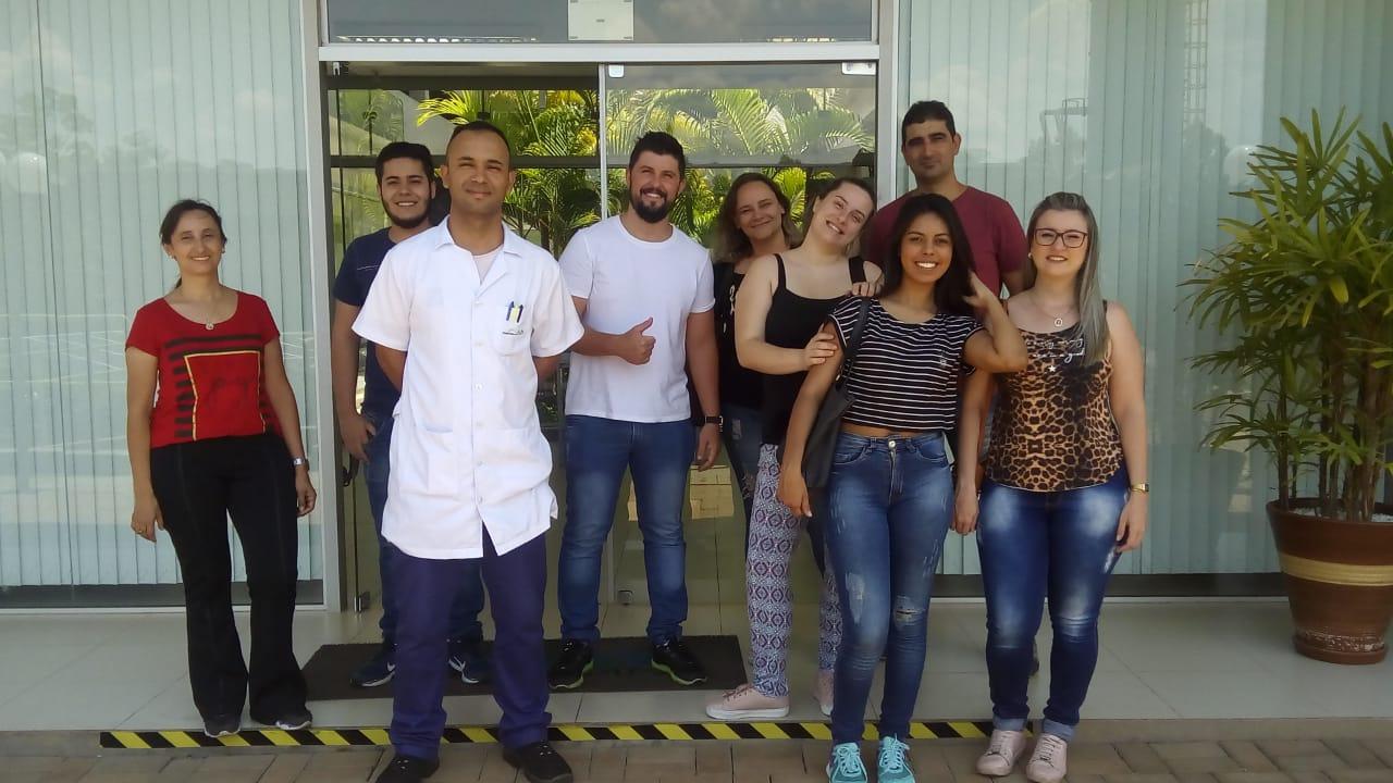 Discentes do Curso de Biomedicina da FIMI Visitam a Estação de Tratamento de Esgotos (ETE) de Mogi Mirim /SP
