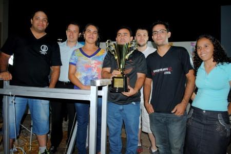 Grupo campeão da 4ª edição do torneio, em 2014.
